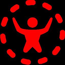 drop zone icon