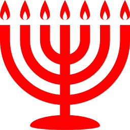 menorah icon