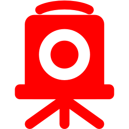 old time camera icon