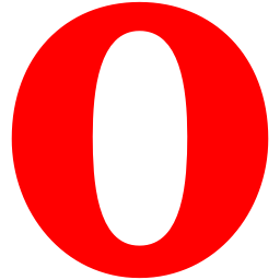 Free Red Opera Icon - Download Red Opera Icon