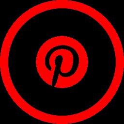 pinterest 2 icon