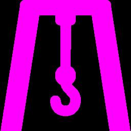 overhead crane icon