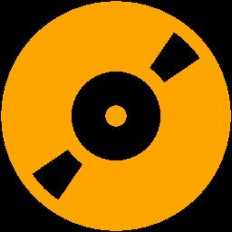 music record icon