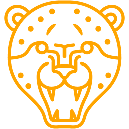 roaring cheetah icon