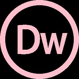 adobe dreamweaver 2 icon
