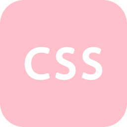 Free Pink Css Icon Download Pink Css Icon