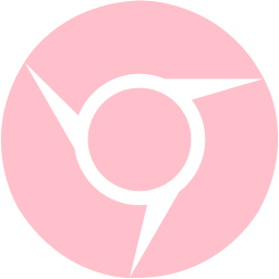 Free Pink Google Chrome Icon Download Pink Google Chrome Icon