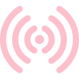 Free Pink Rfid Signal Icon Download Pink Rfid Signal Icon