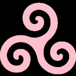 triskelion icon