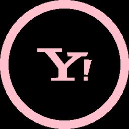 Free Pink Yahoo Icon Download Pink Yahoo Icon