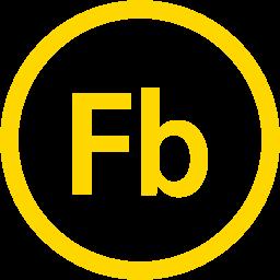 Free Gold Adobe Flash Builder Icon - Download Gold Adobe Flash