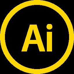 adobe illustrator 2 icon