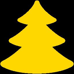 coniferous tree icon