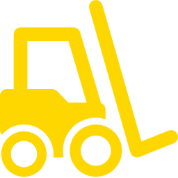 fork truck icon