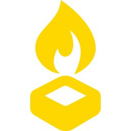 hex burner icon