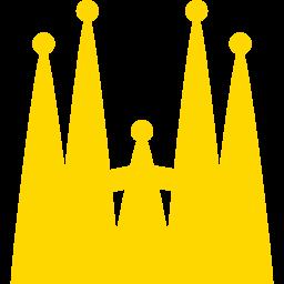 sagrada familia icon