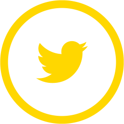 Free Gold Twitter 2 Icon Download Gold Twitter 2 Icon