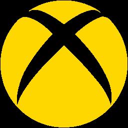 Free Gold Xbox Icon Download Gold Xbox Icon