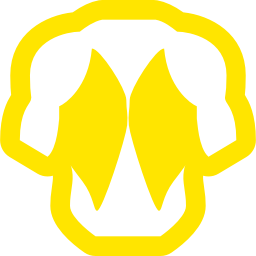 Free Yellow Back Icon Download Yellow Back Icon