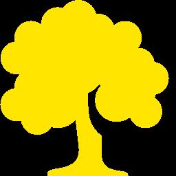 deciduous tree icon