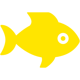 Free Yellow Fish Icon Download Yellow Fish Icon