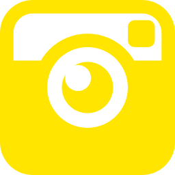 Free Yellow Instagram Icon Download Yellow Instagram Icon