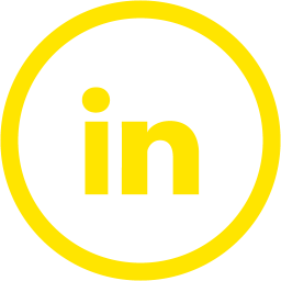 Free Yellow Linkedin 2 Icon Download Yellow Linkedin 2 Icon