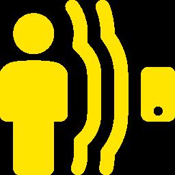 motion detector icon
