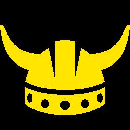 viking helmet icon