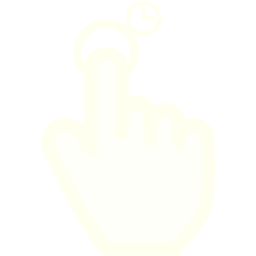 finger copy icon