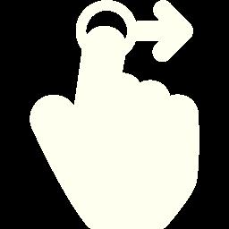 swipe right 2 icon