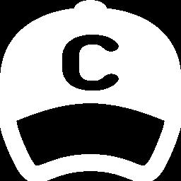 Free White Baseball Cap Icon Download White Baseball Cap Icon