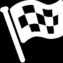 finish flag icon