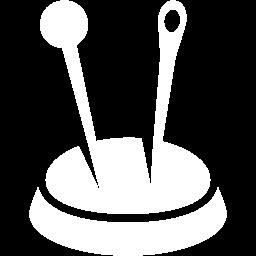 pin cushion icon